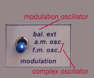 modulation modes